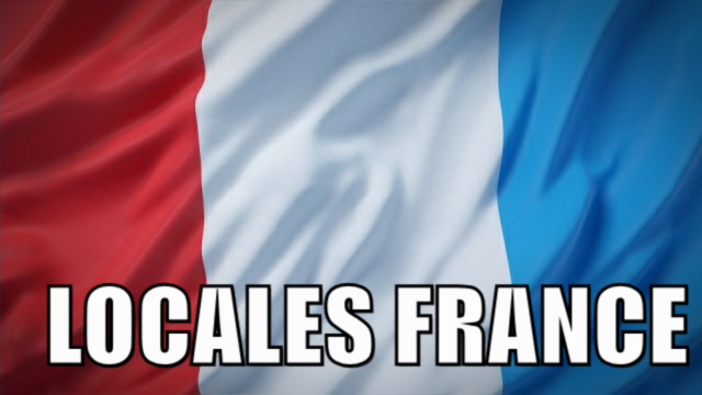 LOCALES FRANCE