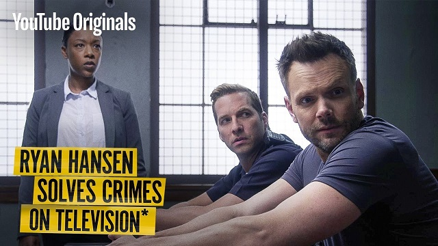 RYAN HENSEN SOLVES CRIMES ON TELEVISION