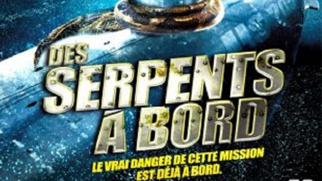 DES SERPENTS À BORD