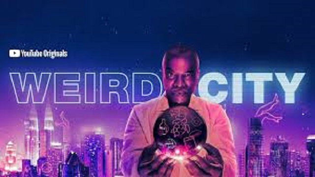 WEIRD CITY SAISON1 ÉPISODE1