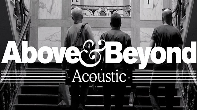 ABOVE & BEYOND, ACOUSTIC