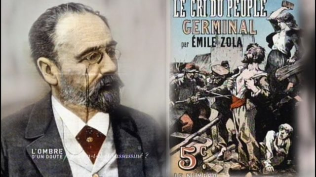 ZOLA A-T'IL ÉTÉ ASSASSINÉ ?
