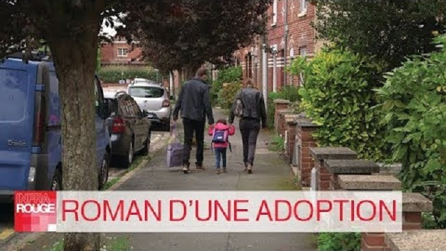 ROMAN D'UNE ADOPTION