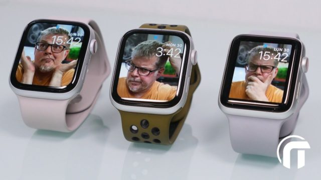 APPLE WATCH 5,4 OU 3 ?
