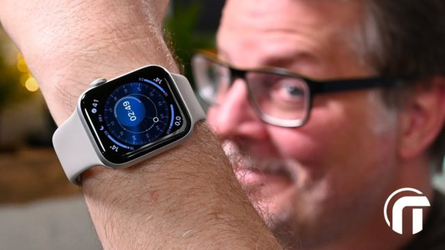 APPEL WATCH 5, ELLE AVANCE ?