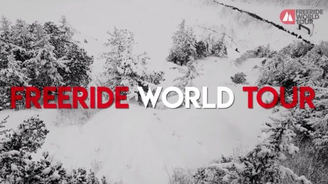 FREERIDE WORLD TOUR: KICKING HORSE, ÉTAPE 1